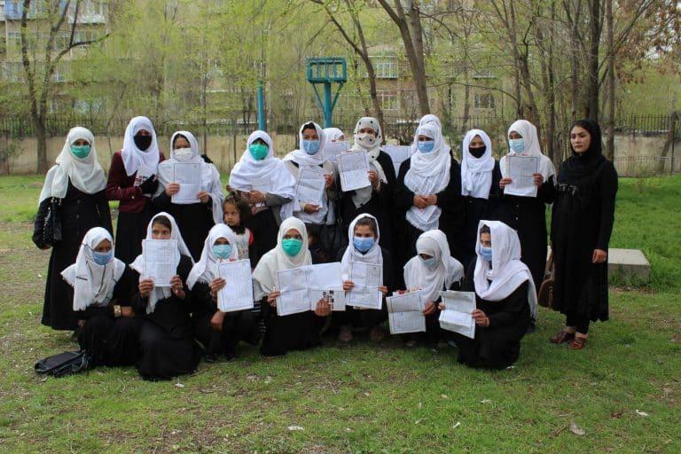 CW4WA 2021 Abdul Hadi High School