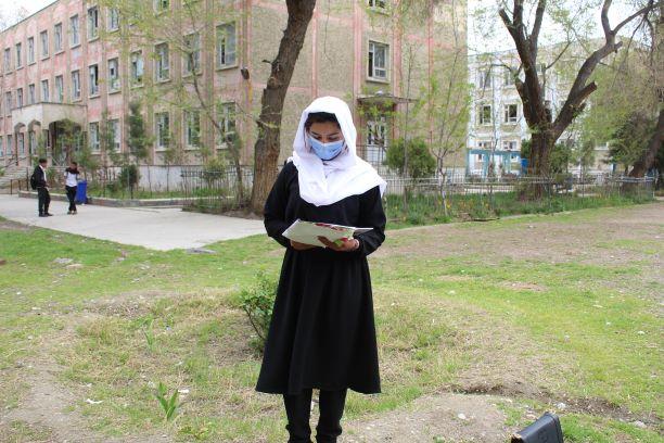 CW4WA Rukhsar Grade 8